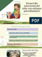 Desarrollo Emocional Del Niño Con Enfoque Psicodinámico