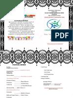 Oralis Society Program