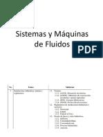 Sistemas y Maquinas de Fluido