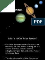 Solar System Planets Pdf