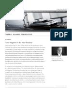 Guggenheim Partners - Weekly Market Perspective - September 16, 2010