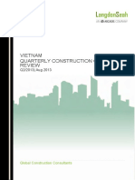 130815 - Vietnam Construction Cost Review - Q2-2013