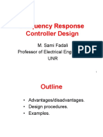 Frequency Response Design