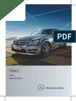 Manual de Utilizare ClasaCCoupe 2011