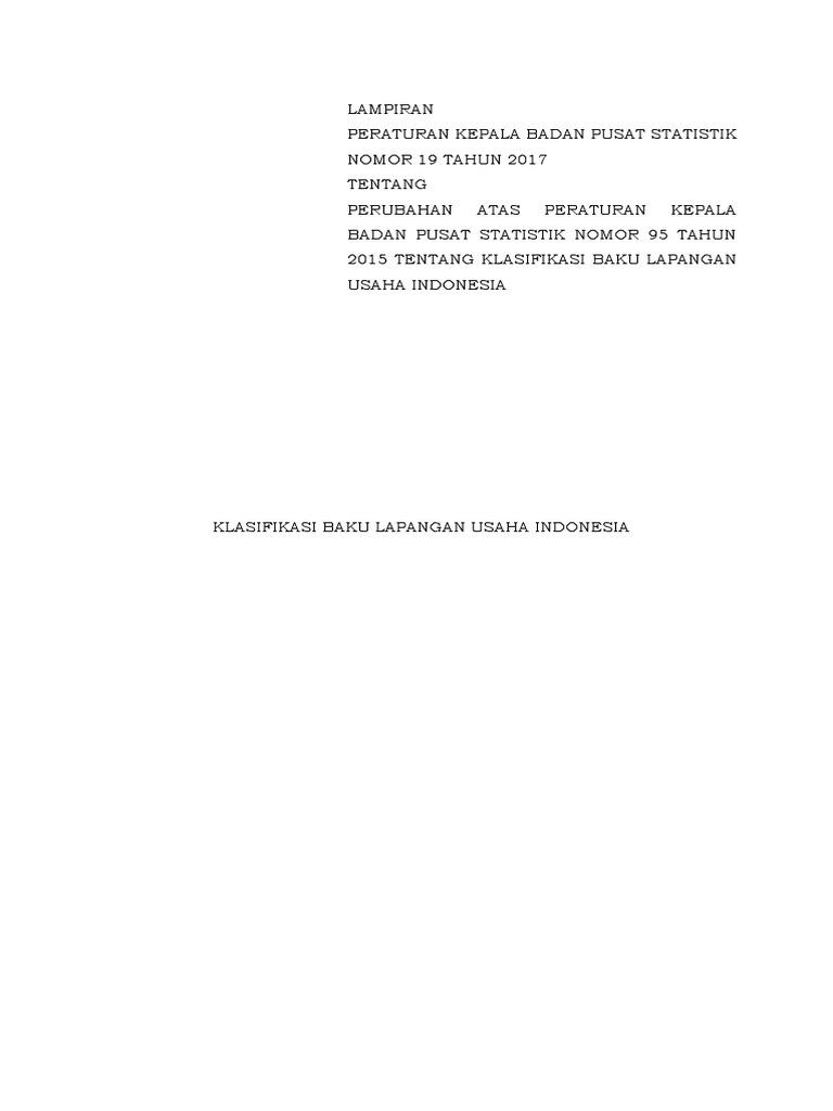 KBLI 2017 (Perubahan 2015) ff3fc856d0