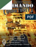 Commando Quarterly #7 V4-2