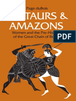 (Women and Culture Series) Page duBois-Centaurs and Amazons_ Women and the Pre-History of the Great Chain of Being -University of Michigan Press (1991).pdf