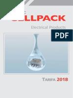 201804 Cellpack Tarifa 2018