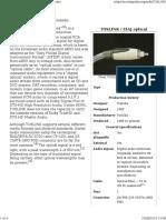 TOSLINK Connector (en)