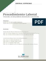 CC Ley Procedimiento Laboral