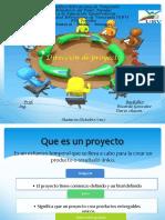 Dirección o Gestión de Proyectoxxxxx