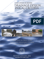 StormDrainageDesignTechnicalCriteria_CITY and COUNTY of DENVER