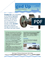 Dredged Up from the past - Issue 22 - Archaeological Finds Reporting Service Newsletter