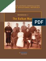 The Balkan Wars