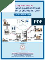 Workshop on Energy Meters 2-3-15