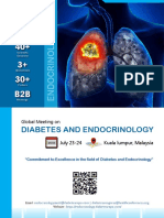 Endocrinology Meet 2018 Brochure