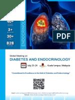 Endocrinology Meet 2018 Brochure