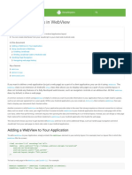 Website to Web App