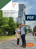 Comptes de Bouygues Et Ses Filiales