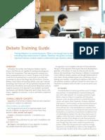 Debate Training Guide