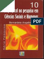GATTI, B. a. Grupo Focal Na Pesquisa Em Ciências Sociais e Humanas (2012)