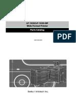 LP_1030 Parts Catalog