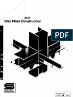 Slim Floor Construction