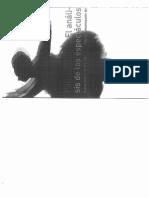 PAVIS, P. - El análisis de los espectáculos .pdf
