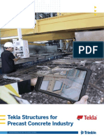 2016 Tekla Precast Brochure Web 0