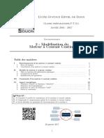 8-3 - Modelisation Des MCC