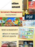 Inventory Management FINAL Report