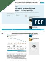 Hacienda Encarga Otro Barrido Del Sector Público Para Buscar Entes 'Prescindibles' - Economía Negocios y Finanzas - Diario La Informacion