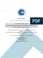 Euro-CASE Discussion Paper. Electricity Production, Transmission and Storage. Challenges for the Future European Electricity System (2014-16).pdf