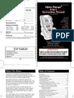 Carseat Manual