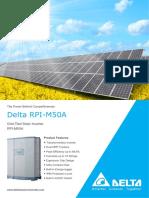 2f.-rpi-M50A Data Sheet V5