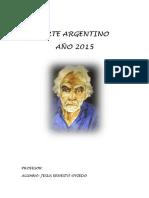Arte Argentino Monografia