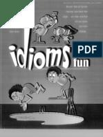 Idioms Are Fun