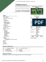Primera División de España 2009-10 -
