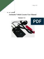 VT300 User Manual