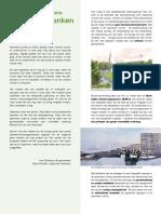Folder Stadsontwikkeling Stad Roeselare