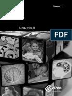 Kenedy Linguística Gerativismo