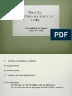 2.4. El sistema vocálico del latín.pptx