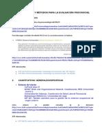 Metodologias evaluacion INSHT