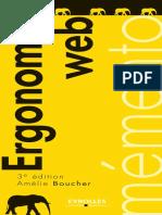 Memento Ergonomie Web