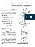 Analysis of a Three Flight Free Standing Staircase 2