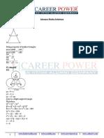 Advance Maths 30 Solutions p1