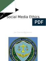 Eloqua Social Media Ethics