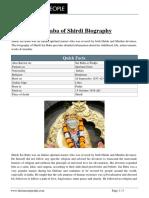 Sai Baba of Shirdi 6341