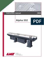 LNS Alpha 552