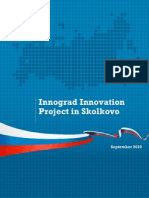 Skolkovo Factsheet